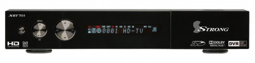 Strong HD Twin Tuner Digital Video Recorder (SRT7014) This all-in-one PVR solution lets users connect to social media, share content from Apple and Android devices, record up to 60 hours of HD content to the 500GB hard disk drive and expand capacity via USB. RRP $549