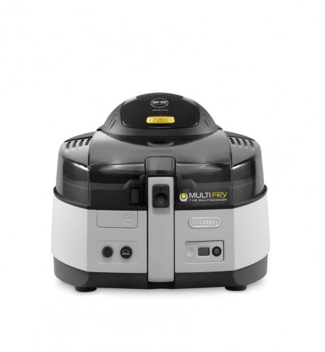 De'Longhi Classic Multifry Fryer (FH1163, RRP $349) has an exclusive Surround Heating System to provide uniform heat distribution, thanks to the combined action of two heating elements and a fan.