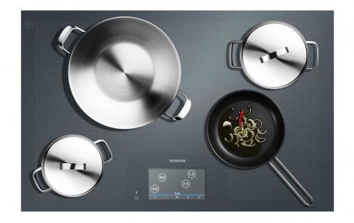 Siemens 80-Centimetre freeInduction cooktop (EH875KU11E, RRP $9,499)