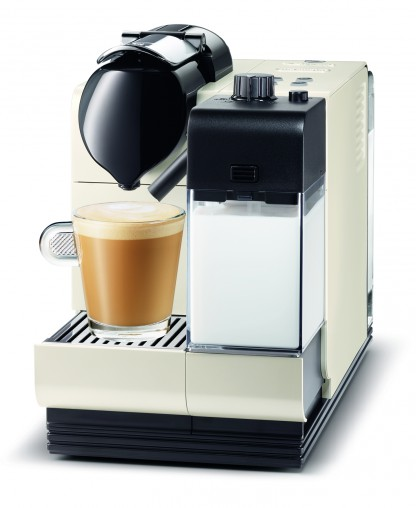 Exclusive to machine partner De'Longhi, the Lattissima+ (RRP $579) will be available in Pearl White and Chocolate Mocha for Father's Day.