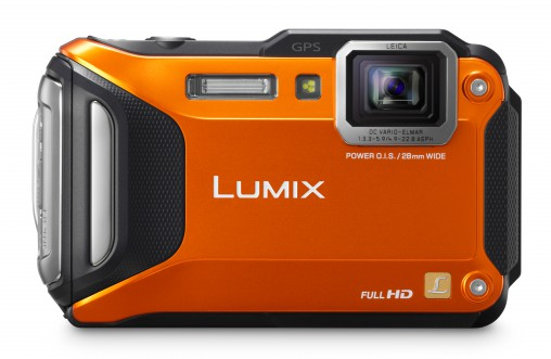 Waterproof to 13 metres, shockproof to 2 metres and freeze-proof to -10° Celsius, Panasonic's Lumix FT5 Tough Digital Camera (RRP $399) can take underwater shots and record in Full HD.