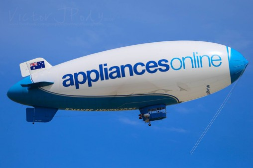 Appliances-Online-blimp-sky