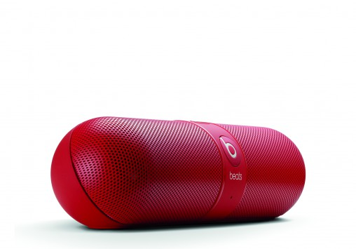 Beats Pill is a distinctive speaker that we can't stop promoting in music videos.