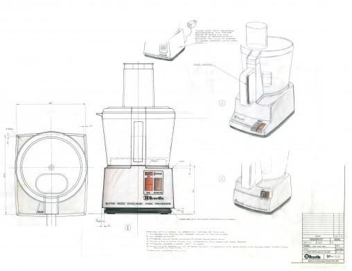 Breville Background 2 FoodProcessor design