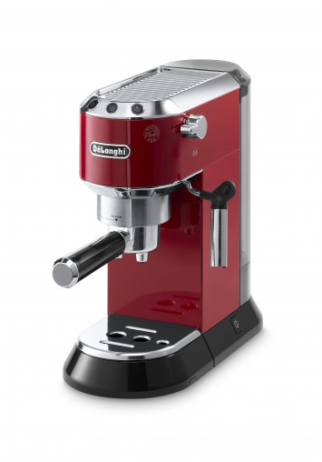 De'Longhi making manual coffee easier with new Dedica machine and ESE coffee pods