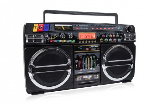 Lasonic Boom Box