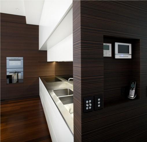 Liam Murphy's winning kitchen design.