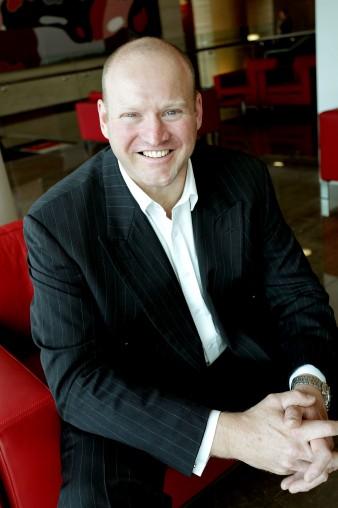 NetSuite Asia Pacific & Japan MD Mark Troselj.