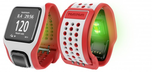 TomTom Runner Cardio GPS sports watch (RRP $349)