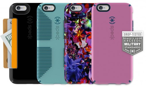 CandyShell Card, CandyShell Grip, CandyShell Inked, CandyShell for iPhone 6