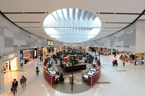 Out for tender: Nuance's duty free contract with Sydney Airport.