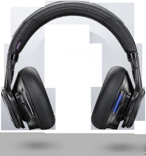 Plantronics BackBeat Pro Active Noise Cancelling Headphones.