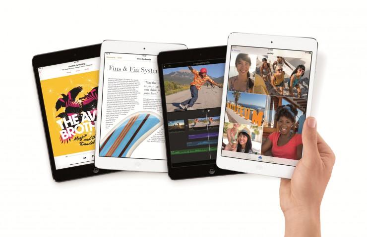 Great for kids: iPad mini.